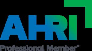 AHRI professional Member Logo
