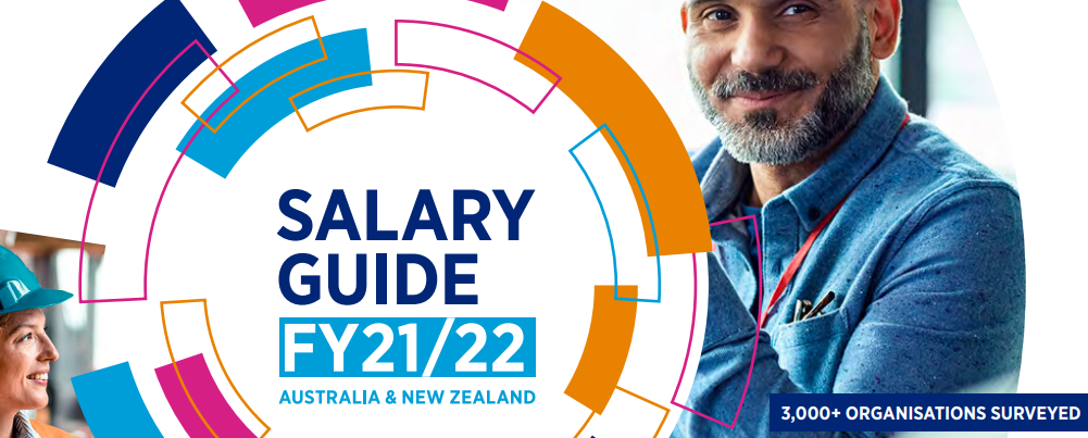 Cover Page - HAYS Salary Guide 2021/22