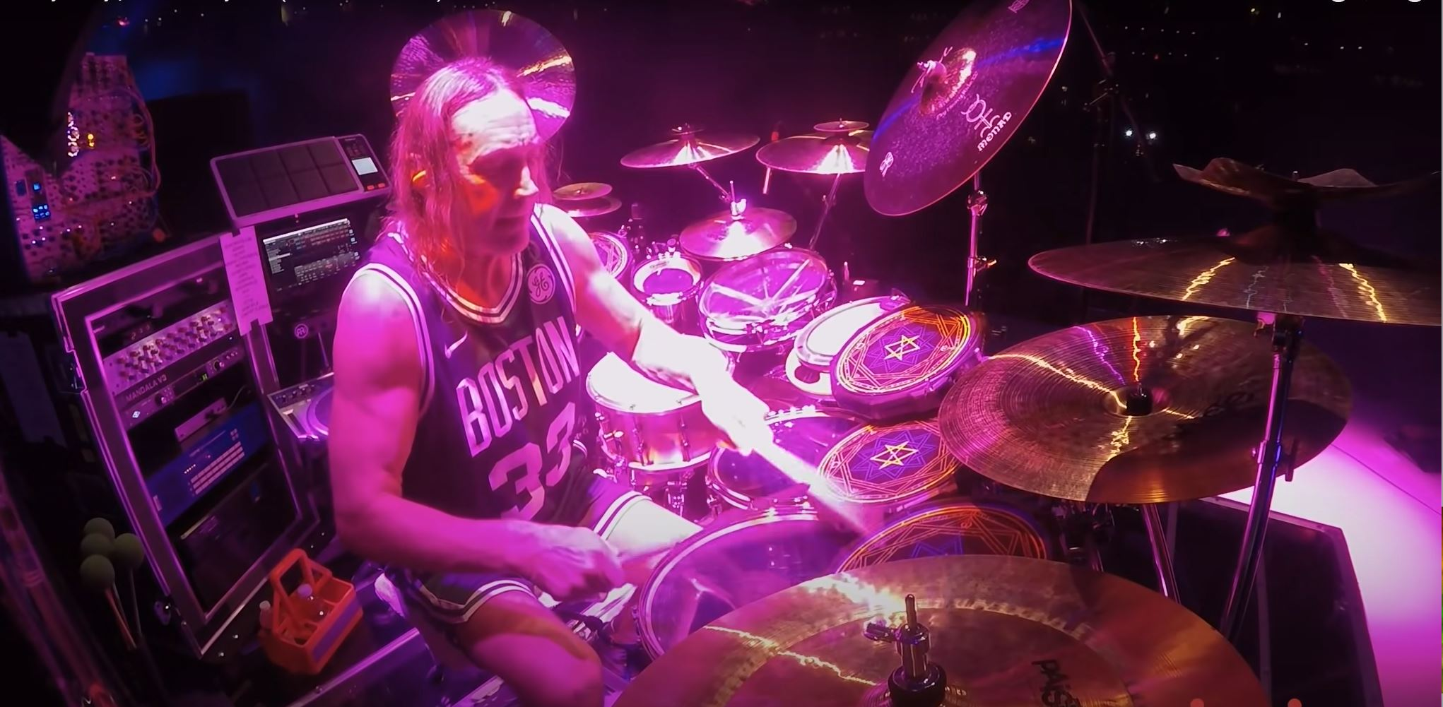 """""""Pneuma"""" by Tool (LIVE IN CONCERT) – HD Drumming Video"""